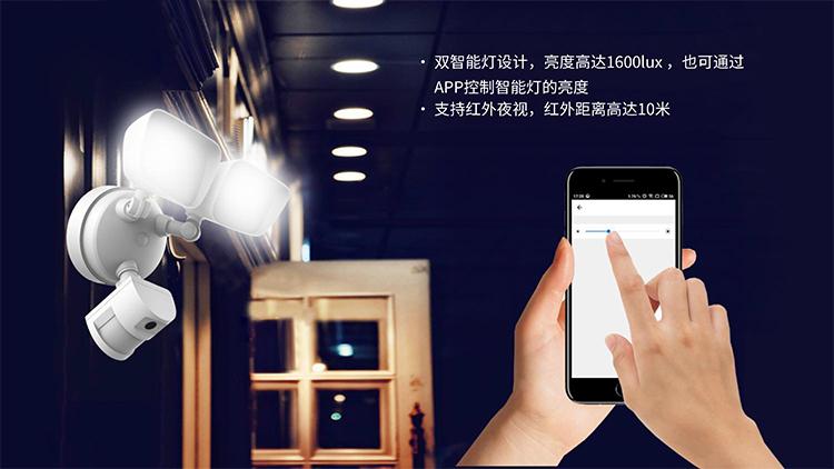 奥尼智能无线WiFi智能灯摄像机型号E97P 产品介绍-20200411-7.jpg